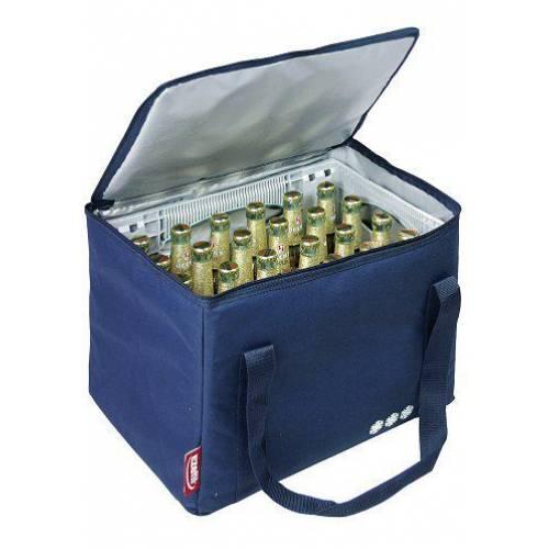 Сумка изотермическая Keep Cool Beer Bag, 34,3 л, синяя