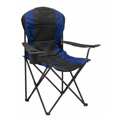 Крісло портативне Турист NR-34, синій