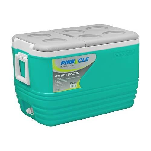 Ізотермічний контейнер 57 л бірюзовий, Eskimo Pinnacle