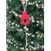 Прикраса декоративна, Підвіска новорічна, Ангел, в ас.. 32 см, House of Seasons