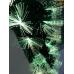 """Гірлянда штучна 2 м, з оптичного волокна з мульт. ламп. Highland зелен. """"Luca"""""""