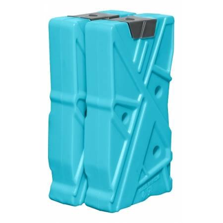 Акумулятори температури 2х330 Pinnacle, бірюзовий