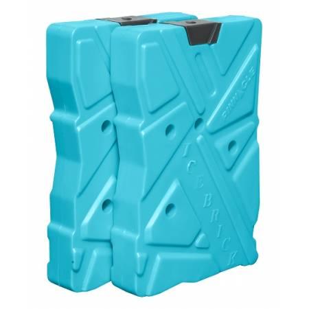Акумулятори температури 2х600, Pinnacle, бірюзовий