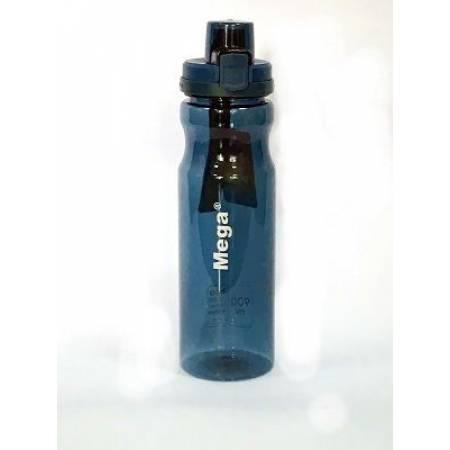 Пляшка спортивна пластикова Tritan 0,9 л (MT090LPBS), синя