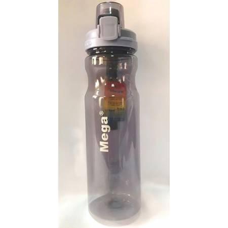 Пляшка спортивна пластикова Tritan 0,9 л (MT090LPBS), фіолетова