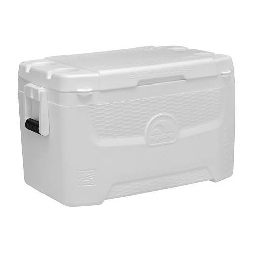 Ізотермічний контейнер Sportsman Quantum Marine Ultra 55, 52 л, білий