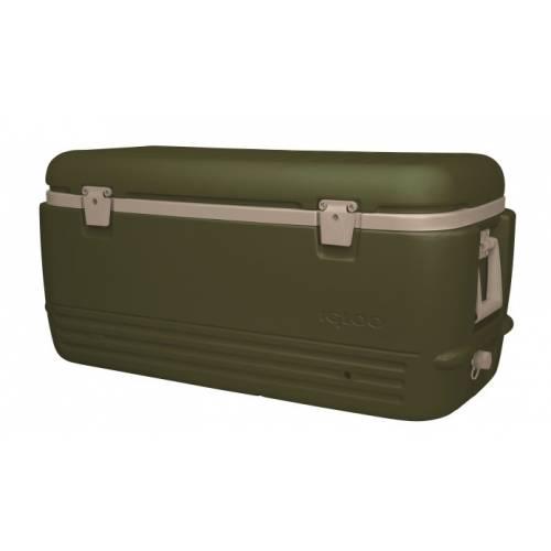 Ізотермічний контейнер Sportsman 100, 95 л, зелений
