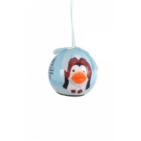 Прикраса декоративна Куля Новорічна LED, 5 см, House of Seasons в ас., блакитний