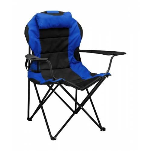 Крісло портативне Рибак Трофей NR-35, синій