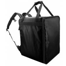 Изотермическая сумка TE-4068, 68 л, черная