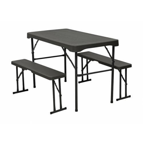Набір меблів TE-1840, стіл та лавки 2 шт