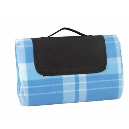 Туристичний коврик TE-201, блакитний