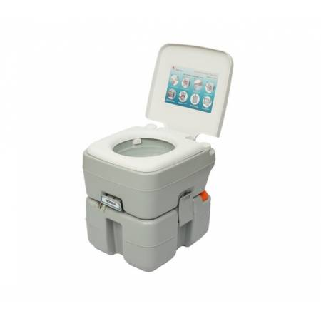 Біотуалет портативний TE-3320T