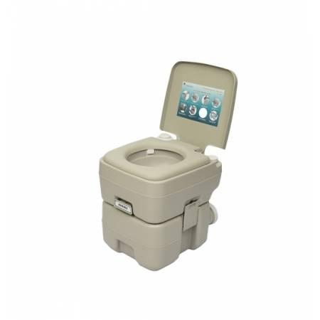 Біотуалет портативний TE-1020T