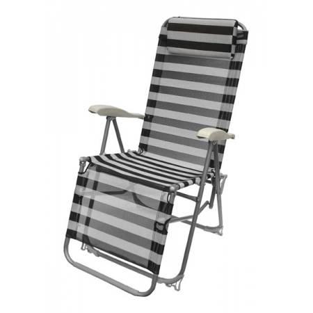 Крісло-шезлонг портативний TE-09 MTФ