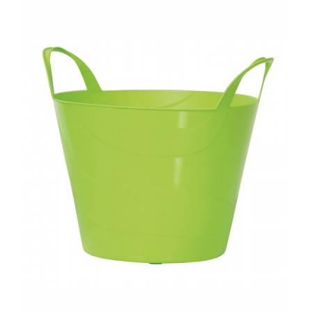 Ємність Prosperplast мультифункціональна гнучка, 15 л, зелена