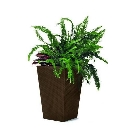 Горщик для рослин Rattan Planter S, (small) 23,6 л