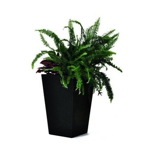 Горщик для рослин Rattan Planter M, (medium) 55,4 л