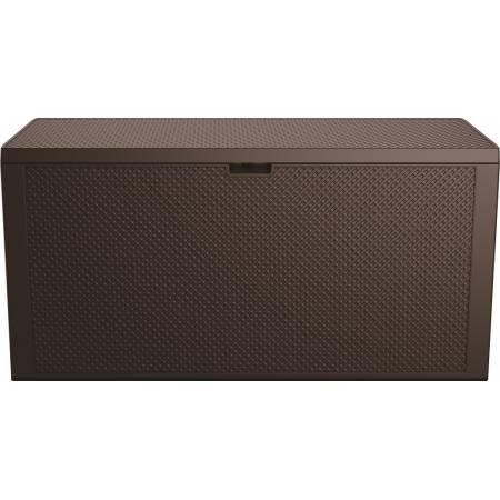 Ящик для зберігання Emily Box 270 л, коричневий