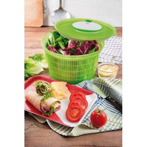 Контейнер для салату 4 л Snips, зелений
