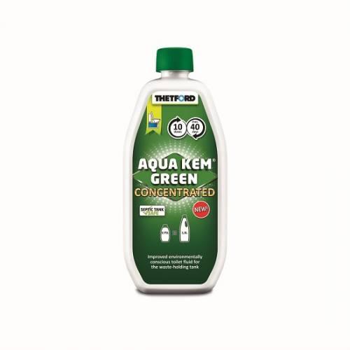 Рідина-концентрат д/біотуалетів Aqua Kem Green, 0,75 л