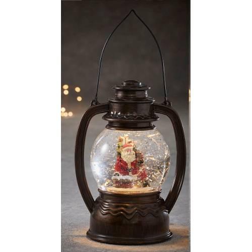 Декоративний ліхтарик в ас., Санта, Luca Lighting