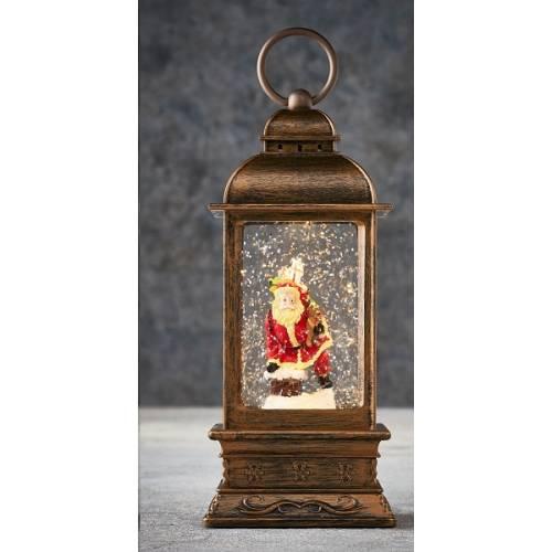 Декоративний ліхтарик в ас., Luca Lighting, колір коричневий