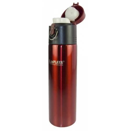 Термофляга 0,5 л, BubbleSafе, червона