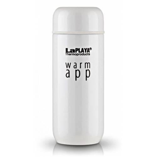 Термочашка 0,2 л, Warm App, біла