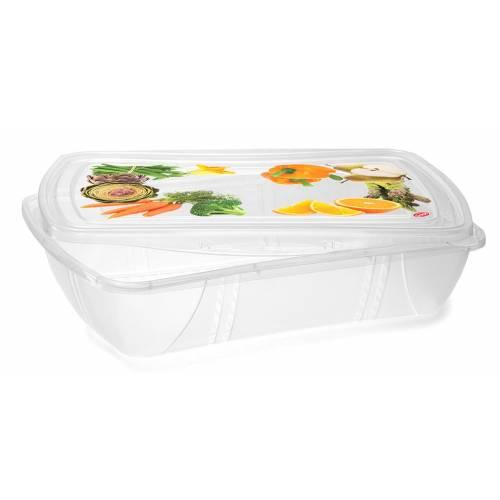 Контейнери для продуктів, 1,0 л., 3 шт