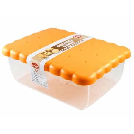 Контейнер для випічки, 2,7 л помаранчевий