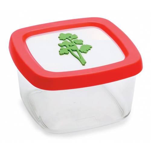 Контейнер для продуктів, 0,5 л, зелень