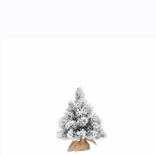 Сосна 0,45 м. Dinsmore Frosted зелена зі снігом