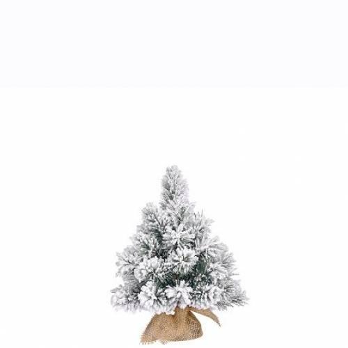 Сосна 0,60 м. Dinsmore Frosted зелена зі снігом