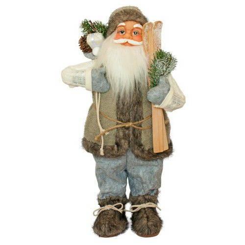 Фігурка новорічна Санта Клаус, 60 см
