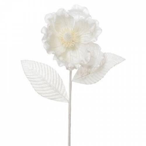 """Декоративна прикраса """"Блискуча квітка"""" 64*20 см., Jumi"""