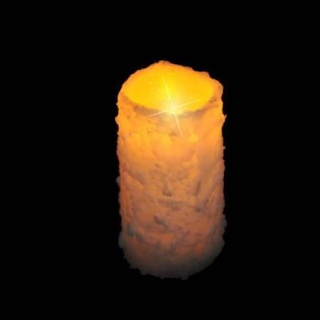 """Декоративна свічка білого кольору, """"Luca Lighting"""""""