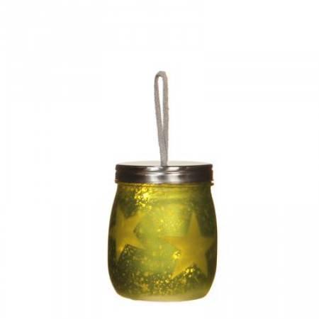 """Декоративний світильник """"House of Seasons"""", колір зелений"""