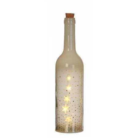 """Декоративна пляшка """"House of Seasons"""", колір білий"""