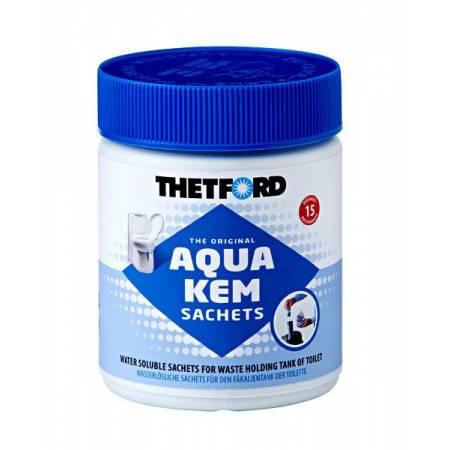 Порошок для біотуалету Aqua Kem Sachets