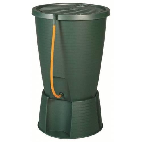 Ємність для дощової води WATER BUTT + BASE 200 L