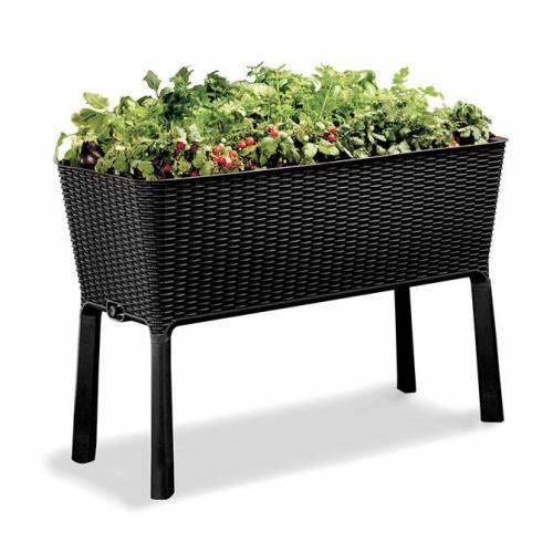Грядка для рослин Easy Grow, сіра
