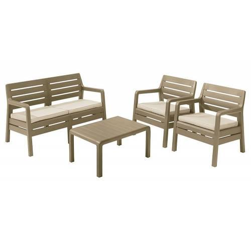 Комплект садових меблів Delano Lounge Set