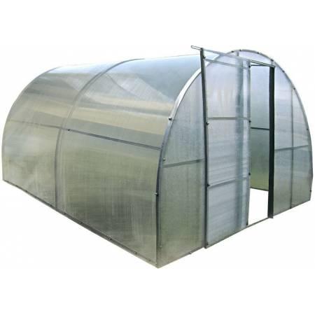 Каркасна теплиця 4 м під полікарбонат, каркасна, Greenhouse