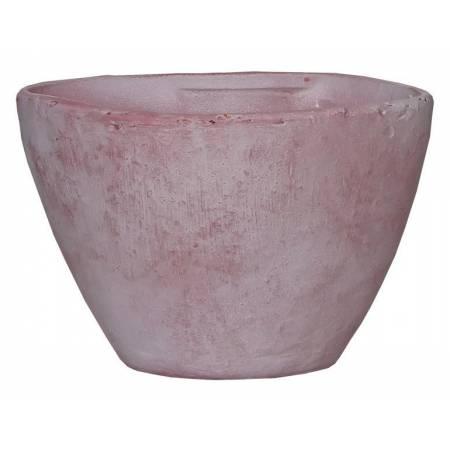 Горщик для квітів 2,1 л. глина, бузковий