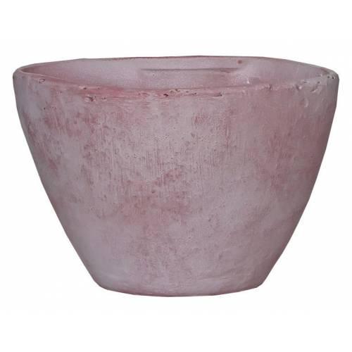 Горшок для цветов 2,1 л. глина, сиреневый