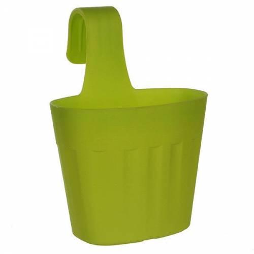 Горщик для квітів 3,8 л. Fiorenza зелений