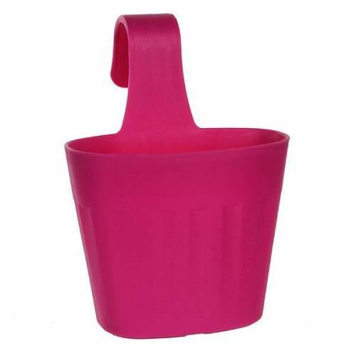 Горщик для квітів 3.8 л. Fiorenza рожевий