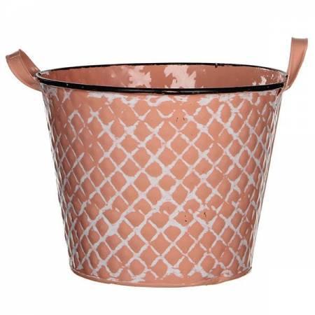Горщик для квітів Jano 6,2 л. рожевий