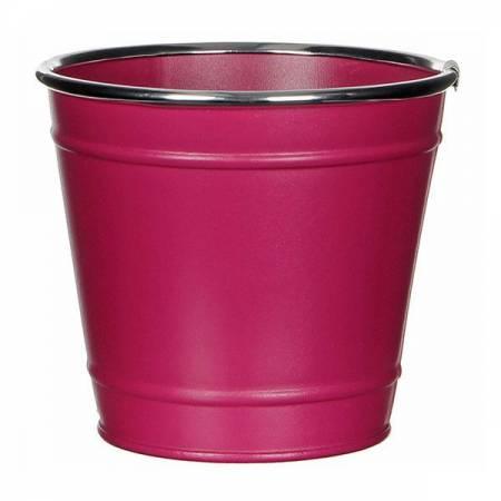 Горщик для квітів 1,5 л. рожевий
